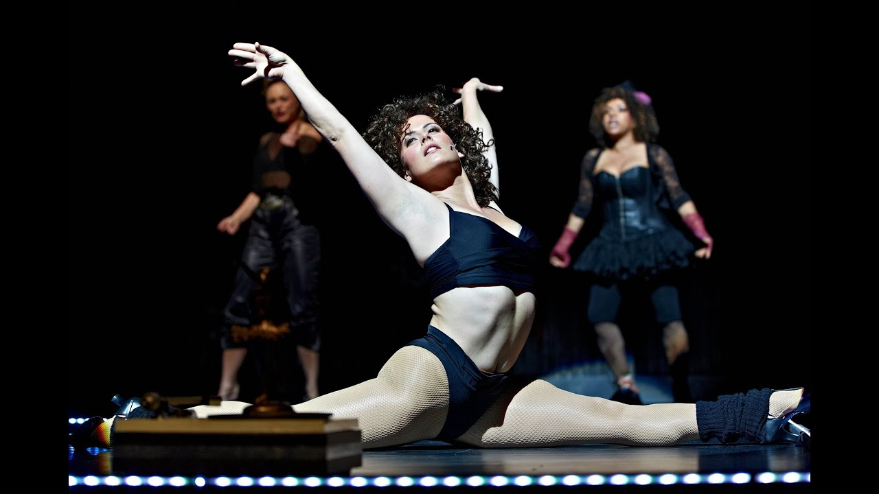 FLASHDANCE - Das Musical - YouTube