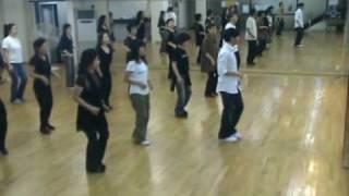 Sha-la-la-la-la - Line Dance (Demo & Walk Through)
