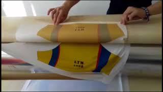 Производство футбольной формы.Сублимационная печать