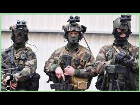 Which Country Has The Most Elite Special Forces?