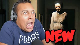 THIS IS WHY I DONT PLAY SCARY GAMES -  (Layers of Fear) #1