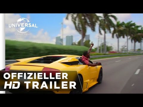 Ride Along: Next Level Miami - Trailer deutsch / german HD