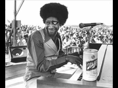 James Booker - On The Sunny Side Of The Street (1977)