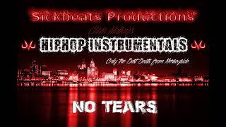 No Tears - HipHop Instrumental W/hook. (NEW)