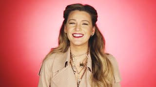 Blake Lively Finds Out Which Iconic Blake Lively Character She Is