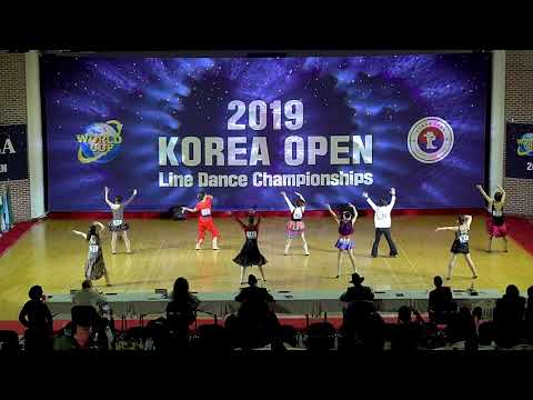 2019 Korea Open(WCDF)Newcomer