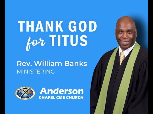 Thank God for Titus