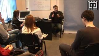Открытый урок: Борис Деденев