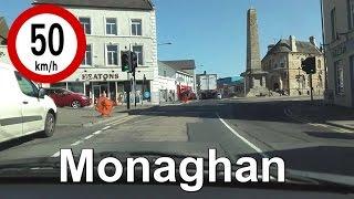 Dash Cam Ireland - Monaghan Town