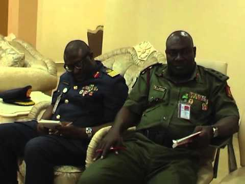 Permanent Secretary of Defence on Welfare of Troops