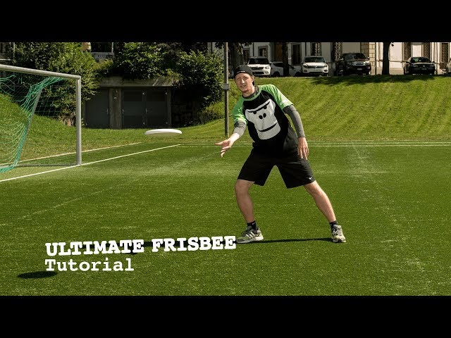 GORILLA Frisbee - Ultimate Frisbee Tutorial Teaser