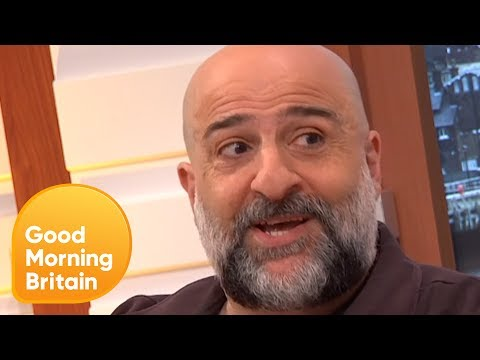 Omid Djalili on Fiddler on the Roof and the Grenfell Tower Tragedy | Good Morning Britain