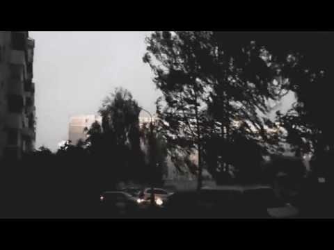 А в прогнозе обещали облачно. Орехово-Зуево 30.08.2016