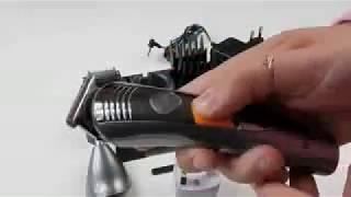 Kemei KM-580A 7 in 1 Grooming Kit (SM-13