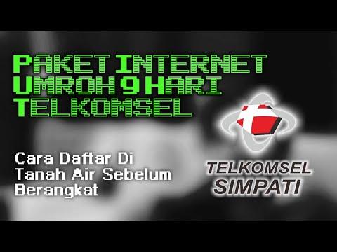 Paket Internet Luar Negri Telkomsel ( Roaming ).