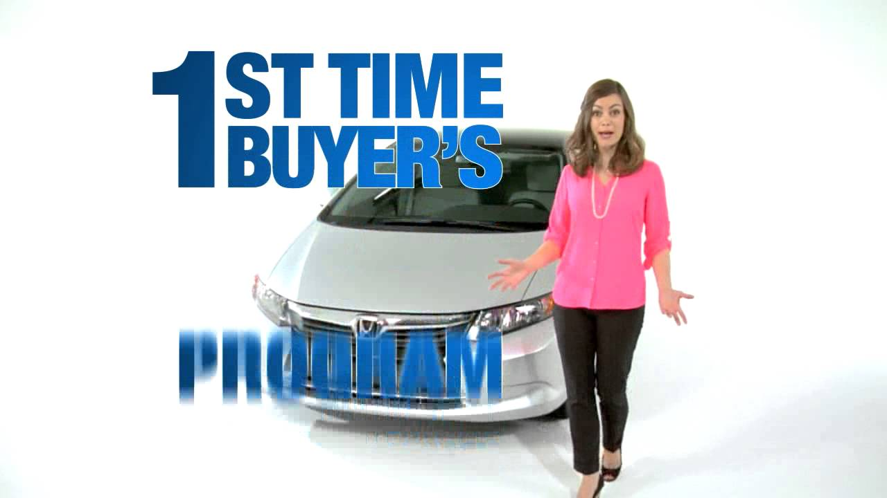 Eskridge Honda   First Time Buyers Program