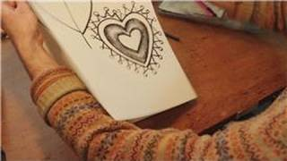 Drawing Practice : How to Draw Heart Designs