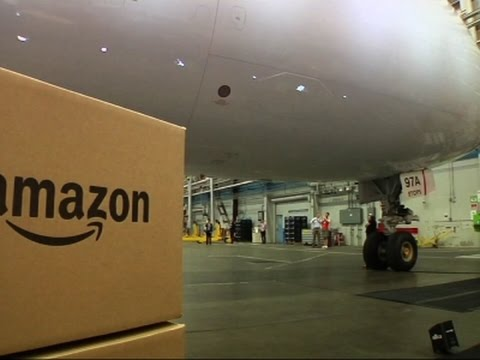 Amazon Cargo Plane for Bigger Delivery Network