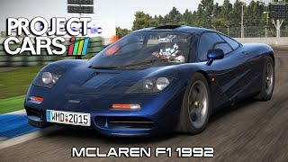 Project CARS - McLaren F1 1992 @ Hockenheim