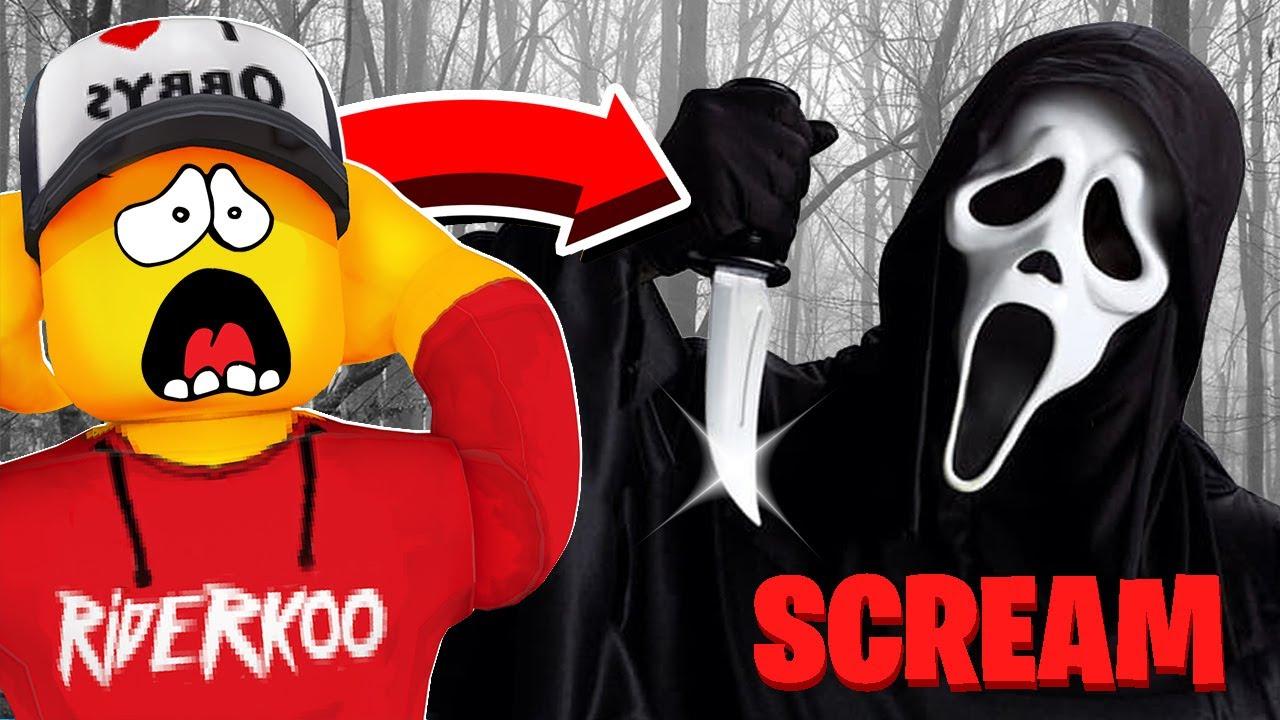 VŘÍSKOT VIDEOHRA!? Utíkat, utíkat a zase utíkat... | Scream: The Game