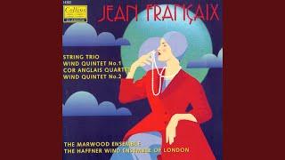 Wind Quintet: IV. Tempo di marcia francese
