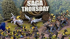 SAGA THORSDAY - Old Feud Cards, Spring Paint Contest, Events, Q&A, Games, Hobby and more w/ Monty!