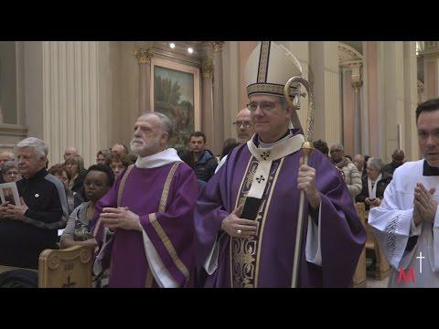 Messe pour le 50e anniversaire de Développement et Paix / Mass for the 50th of Development and Peace