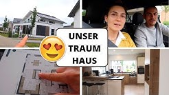 UNSER TRAUMHAUS😍🏡 - ROOMTOUR INKLUSIVE | daily VLOG TBATB