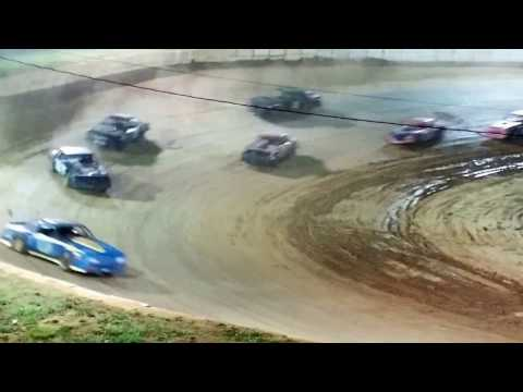 Thunder Easter Feature @ Wartburg Speedway (4-15-17)