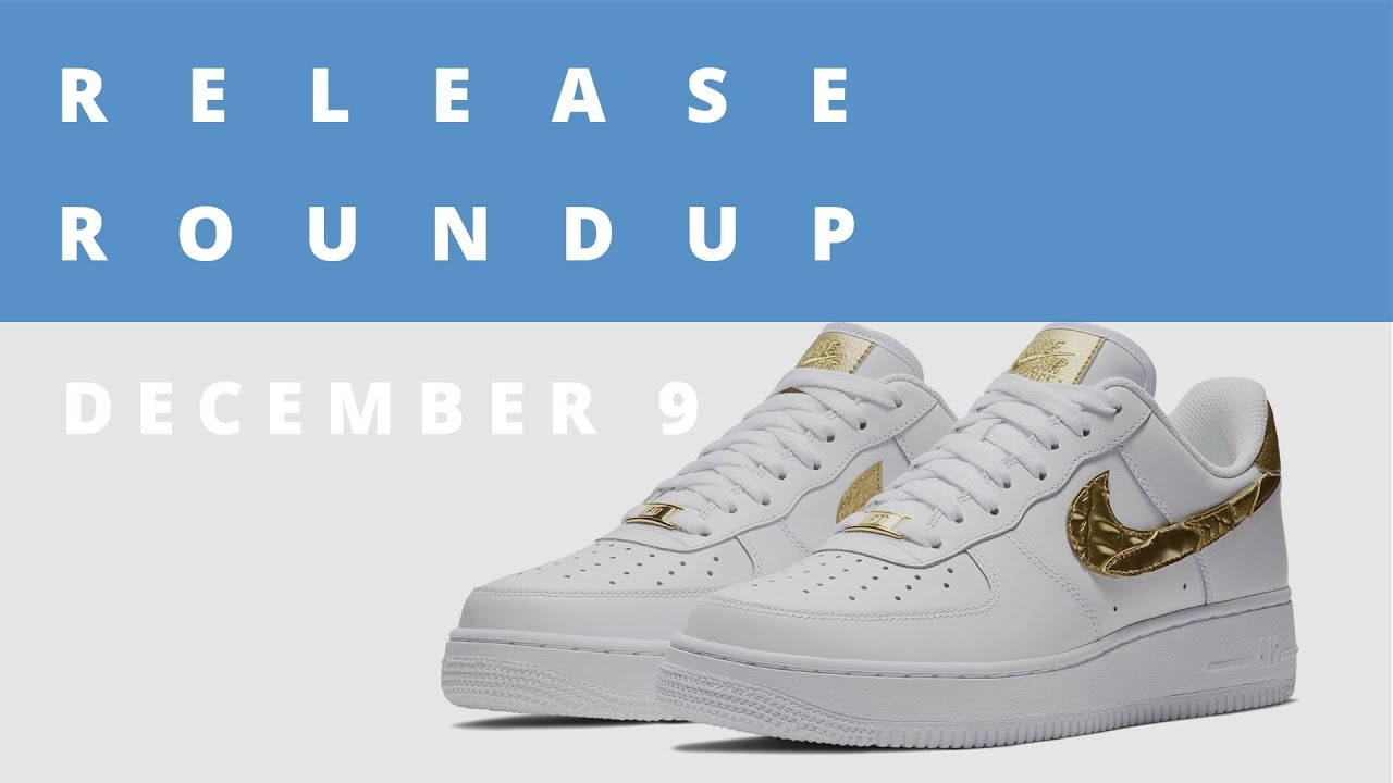 1a0e98fecb9 Cristiano Ronaldo CR7 Air Force 1, Win Like 96 Jordan 11, New Yeezys, and  More | Release Roundup