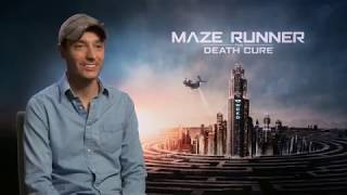 [VOSTFR] Auditions, Stunts & Books - Wes Ball ~ Maze Runner The Death Cure