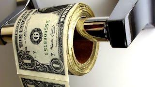 12 Unglaubliche Fakten über Geld!