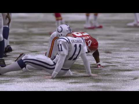 1990 Indianapolis Colts vs Kansas City Chiefs