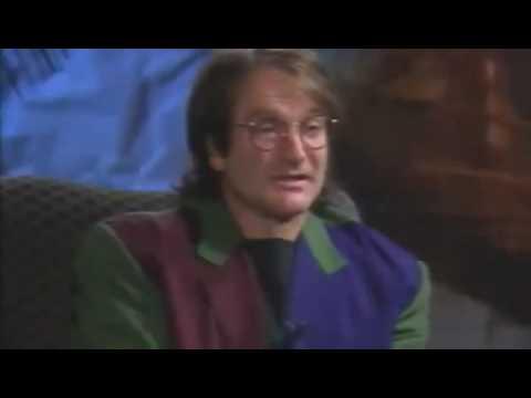 Jimmy Carter   Robin Williams Interview   Part 2