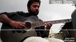 Cover images Jadu Teri nazar 🎸 song