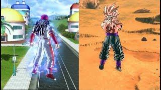Dragon Ball Parallel World: #1 Super Villains -DBXV2 Version