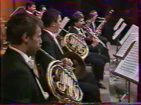 Aurèle Nicolet | Edouard Dupuy Concerto in d minor | Szeged 1992