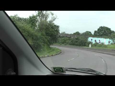 Panasonic HC V770- Mumbai Pune Highway