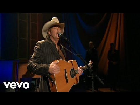 Alan Jackson - Turn Your Eyes Upon Jesus (Live)