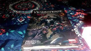 Unboxing (unbolsing :v) Venomerse Hc