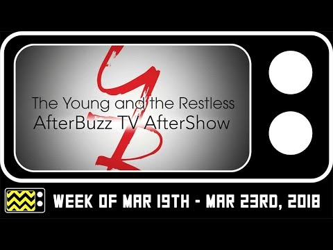The Young & The Restless for March 19th - March 23rd, 2018 Review & Reaction | AfterBuzz TV