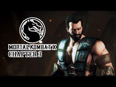 Mortal Kombat X - Chapter3 - ซับ โค้กซีโร่