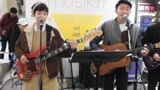Geez - 【Breakeven 】(cover) @K11 25/2/2017 | Chung Lap Michael Wong