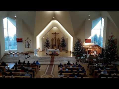 Msza Święta / 1 stycznia 2017