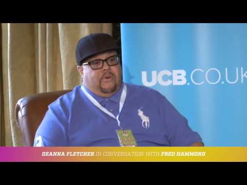 Fred Hammond on Perspective and Boxing Legend, Evander Holyfield | Interview