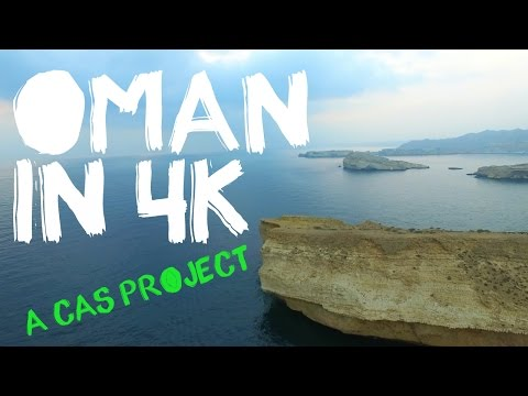 Oman in 4K Series: Episode 1of 5   A CAS Project