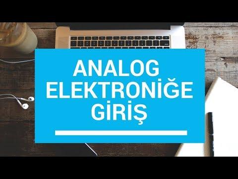 Og Elektronik Ders Og Elektronige Giris