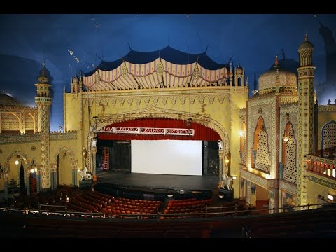 Under Wraps: Three shuttered Chicago movie palaces