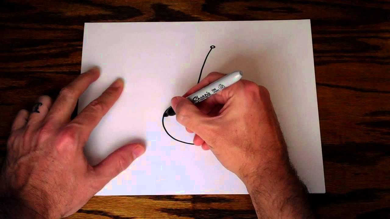 Drawin' BOTS...  blip!
