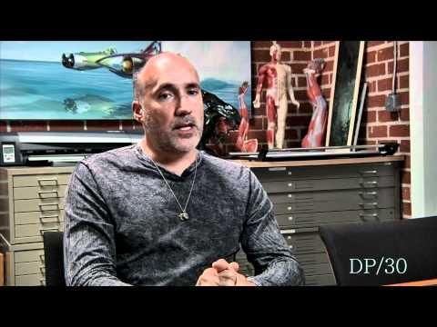 DP30: Creature Creator Neville Page